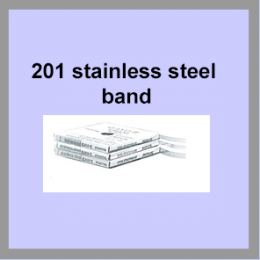 201-stainless-steel-band