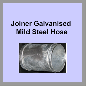 Joiner-Galvanised-Mild-Steel-Hose