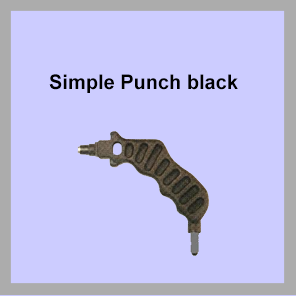 Simple-Punch-Black