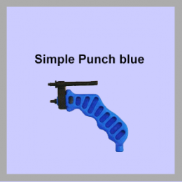 Simple-Punch-Blue